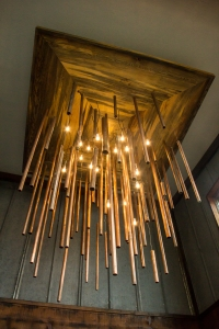chandelier by Stemach Design & Architecture - Copy