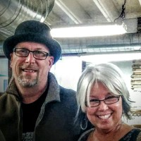 Grizzly Ridge Upcycle's Don & Rhonda Barney