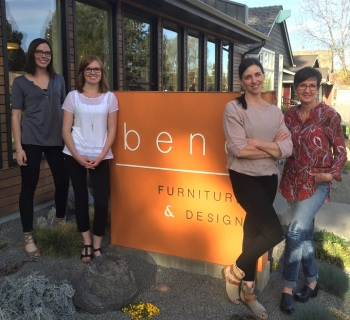 The Bend Furniture & Design team