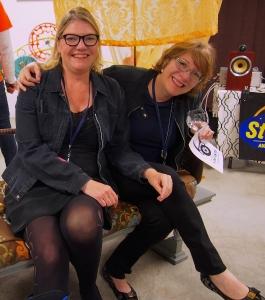Lisa Rindfleisch & Julie Story